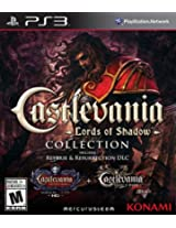 Castlevania Lords of Shadow Collection (PS3)