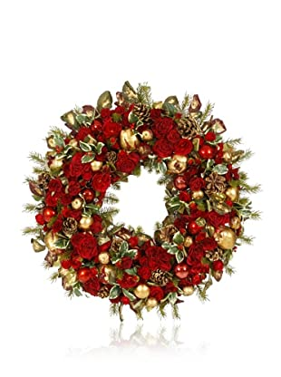 Winward Festive Holiday Wreath