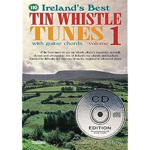 110 Ireland's Best Tin Whistle Tunes