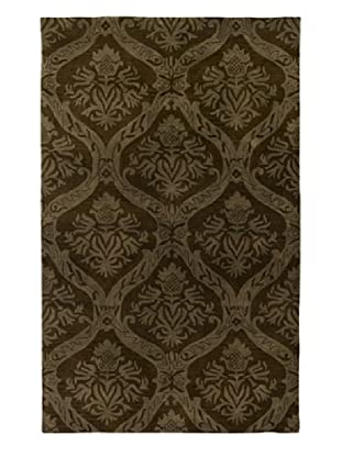 Rizzy Volare Pattern Rug (Brown)