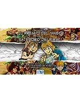 Il Premio del Mago & Il Tesoro dei Pirati - Edizione Deluxe: Schizzi, animazioni e studi dedicati alle avventure interattive di Gerry Gaston (Il Giardino degli Amici)