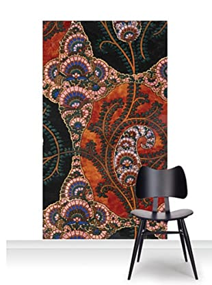 Victoria and Albert Museum Design for Printed Shawl Mural (Accent)
