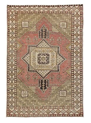 Rug Republic One Of A Kind Turkish Anatolian Hand Knotted Rug, Multi, 4' 3