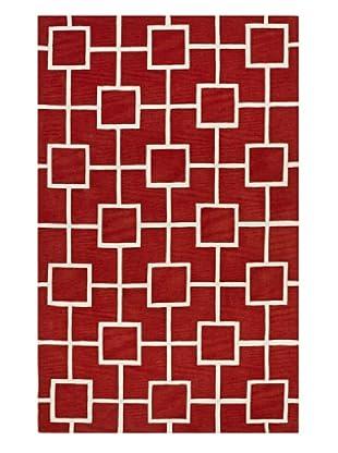 Dalyn Infinity Geometric Rug, Lava (Lava)