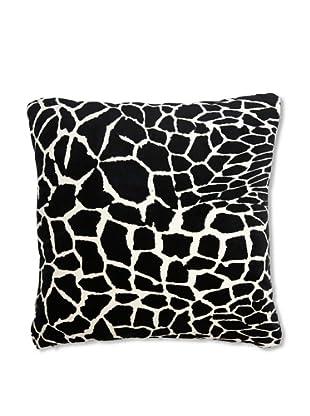 Roberto Cavalli Casa Giraffone Pillow (Black)