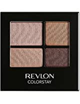 Revlon ColorStay 16 Hour Eye Shadow, Decadent - Pack of 2
