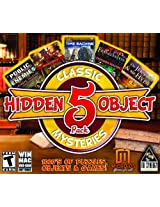 Hidden Object Classic Mysteries - 5 Game Pack (PC)