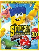 Spongebob Movie: Sponge Out of Water [Blu-ray]