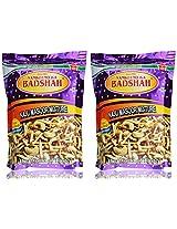 Badshah Kaju Masoor Mixture, 400g (Pack of 2)