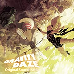 GRAVITY DAZE/dI:wAAF OST