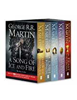 A Game of Thrones: The Story Continues: A Complete boxset of Books 1-4 (A Song of Ice and Fire)