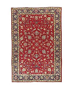 L'EDEN DEL TAPPETO Alfombra M.Tabriz Rojo/Multicolor 200 x 288 cm