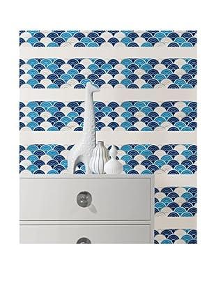 Carnaby Stripe Wall Art Kit