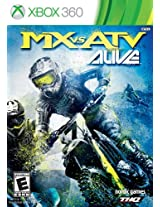 MX vs ATV Alive (Xbox 360)