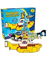 Aquarius Beatles- Yellow Sub 2 Sided Shaped Puzzle