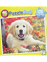Puzzle Bug 100 Piece Puzzle ~ Golden Autumn