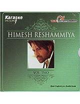 Karaoke sing along-Himesh reshammiya vol 2(Actors - Actresses Names / Bollywood Song Compilation / Various Artists / Himesh Reshammiya)