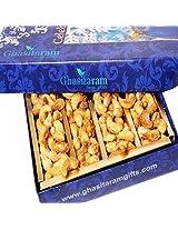 Ghasitaram Gifts Dryfruits Honey Coated ROASTED Cashews 800 gms