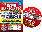IBPS Bank PO/MT/SO Probationary Officer/Management Trainee/Specialist Officer CWE - 4 Self Study Guide-Cum-Practice Work Book (With CD) Based on Online Exam pattern