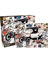 Ford Model T Jigsaw Puzzle, 1000-Piece