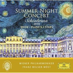 【クリックでお店のこの商品のページへ】シェーンブルン宮殿 夏の夜のコンサート2010