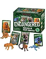 Excavation Kit Endangered Species Of South America