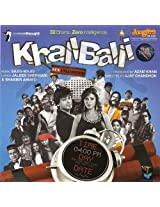 Khallballi - (CD/Film Soundtrack/Hindi song/Bollywood)