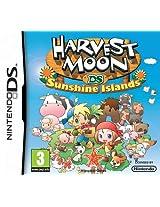 Harvest Moon 3 Sunshine Island (Nintendo DS) [uk] (NTSC)