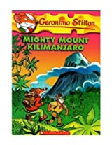 Scholastic - Mighty Mount Kilimanjaro Story Book
