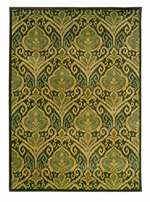 Granville Rugs Alhambra Rug (Green)