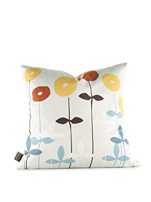Inhabit Scribble Pillow (Cornflower)