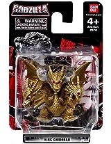 Godzilla Chibi Super Deformed Mini Figure King Ghidoran