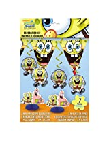 SpongeBob SquarePants Party Decoration Kit, 7pc