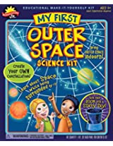 POOF-Slinky - Scientific Explorer Jr. My First Outer Space Science Kit, 4-Activites, 0S6803003