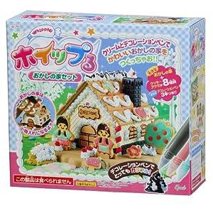 【クリックでお店のこの商品のページへ】Amazon.co.jp | ホイップる おかしの家セット W-25 | おもちゃ 通販