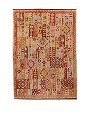 Design Community by Loomier Alfombra Kelim Kaudani 343x241 cm