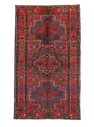 Rug Republic One Of A Kind Turkish Anatolian Hand Knotted, Multi Rug, 4' 4