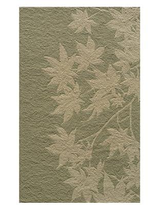 Momeni Veranda Collection Nature Rug (Sage)