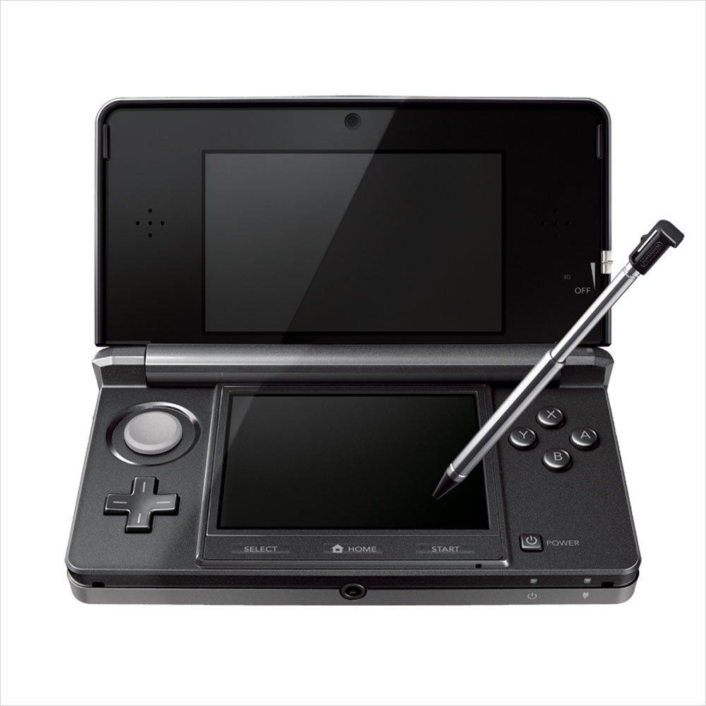 ニンテンドー3DS コスモブラック(仮称)