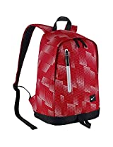 Nike All Access Halfday Red Backpack