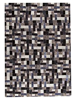 MAT Vintage Puzzle Rug (Grey)