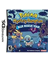 Pokemon Mystery Dungeon: Blue Rescue Team (Nintendo DS) (NTSC)