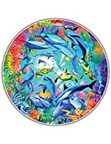 Round Table Puzzle - Underwater World (500 Piece)