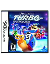 Turbo: Super Stunt Squad (Nintendo DS) (NTSC)