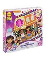 ALEX Toys Dora & Friends Sticker Mosaics Kit