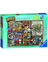 Ravensburger Puzzles the Inventor's Cupboard, Multi Color (1000 Pieces)