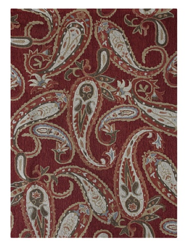 Loloi Rugs Francesca Collection Rug (Red)