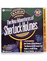 New Adventures of Sherlock Holmes (10-Hour Collections)