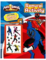 Parragon Power Rangers Samurai Activity Book
