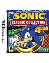 Sonic Classic Collection (Nintendo DS) (NTSC)